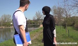 SexWithMuslims – Arab Girl Stacy Cruz Public Suck & Fuck