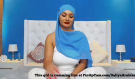 Arab Webcams – Hot Muslim Milf Showing Off Live on Cam