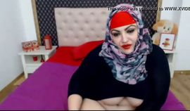 Muslim Hooker Live on Webcam